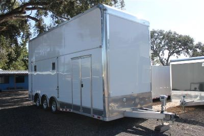 24' Pre-Owned Stacker Trailer