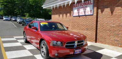 2006 Dodge Charger RT (Inferno Red Crystal Pearl)