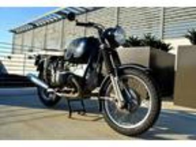 1971 BMW R75/5 Cafe Racer