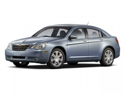 2009 Chrysler Sebring LX (Clearwater Blue Pearl)