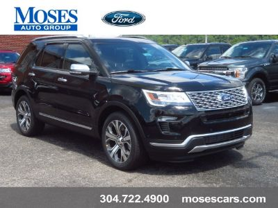 2018 Ford Explorer Platinum (Shadow Black)