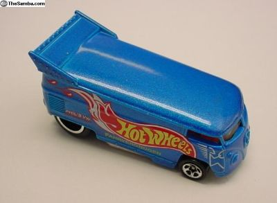 Hot Wheels Volkswagen Phil's VW Dragster Bus