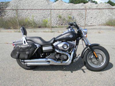 2012 Harley-Davidson Dyna Fat Bob Cruiser Motorcycles Springfield, MA