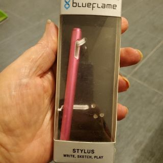 Blue Flame Stylus Pen