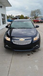 2011 Chevrolet Cruze LT (Imperial Blue Metallic)