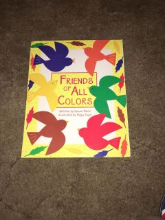 Friends of all colors