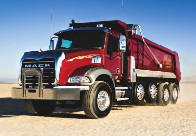 Challenged credit - dump truck financing