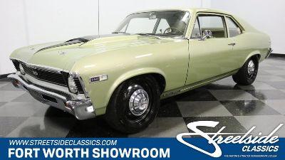1968 Chevrolet Chevy II Nova Pro Touring