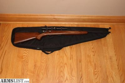 For Sale: 22 CZ rifle