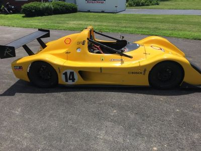 2002 Radical Sr3 complete package