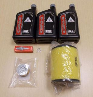 Sell 12 13 Honda TRX 500 TRX500 Foreman Complete Service OIL AIR FILTER Tune-Up Kit motorcycle in Tifton, GA, United States, for US $52.99