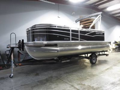 2019 Crestliner RALLY 200CWDH Pontoon Boats Saint Peters, MO