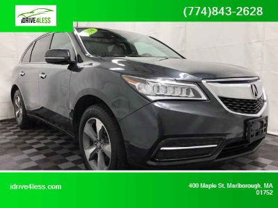 Used 2016 Acura MDX for sale