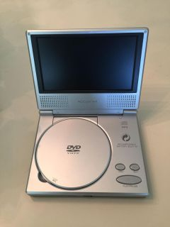 Portable DVD Player AC POWERED