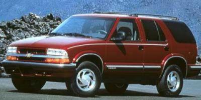 1998 Chevrolet Blazer LT (Onyx Black)