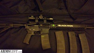 For Sale: AR 15 Black Rain