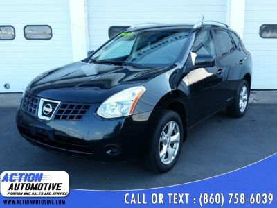 2009 Nissan Rogue S (Wicked Black)