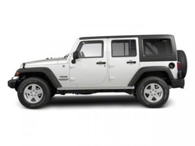 2012 Jeep Wrangler Unlimited Sport (Bright White)