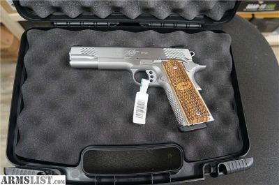 For Sale: Kimber Stainless Raptor II 9mm
