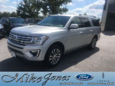 2018 Ford Expedition Max Limited (Silver)