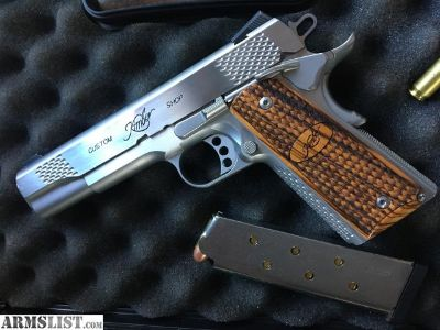 For Sale/Trade: Kimber Stainless Raptor ii