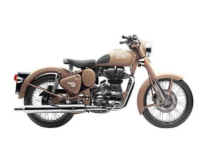 2016 Royal Enfield Classic Desert Storm Cruiser Motorcycles Indianapolis, IN