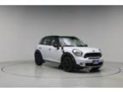 2016 Mini Cooper Countryman S All4