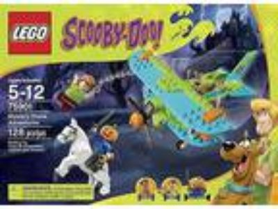 LEGO Scooby-Doo Set 75901 Mystery Plane Adventures, NEW
