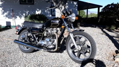 1979 Triumph BONNEVILLE T140