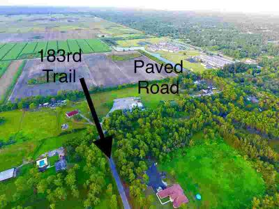 6370 183rd Trail N Loxahatchee, 5.44 acres in el ranch waite
