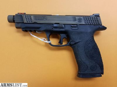 For Sale: Used Smith & Wesson M&P 45 ACP Customized