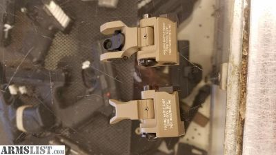 For Sale/Trade: Troy battle sights