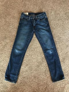 Abercrombie & Fitch jeans size 26/30