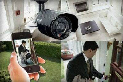 V S Enterprises- Security Camera Installation Services|home security camera installation