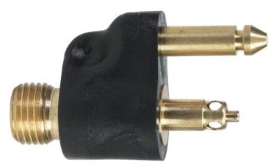 "Buy Moeller Marine Fuel Tank NPT Connector (Johnson/Evinrude, 1/4"", Male) motorcycle in Millsboro, Delaware, United States, for US $9.40"