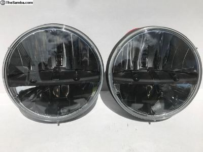 "7"" Round LED Headlights for Vanagon"