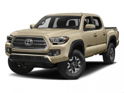 2018 Toyota Tacoma TRD Off Road (MIDNIGHT BLACK METALLIC)