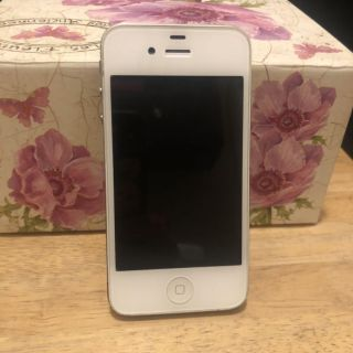iPhone 4s White 16gb AT&T Perfect Condition