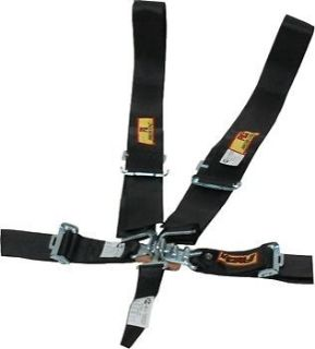 "Purchase RCI 9210D Safety Harness; 5-Point Latch & Link Black 3.000"" motorcycle in Lenexa, Kansas, United States, for US $72.49"