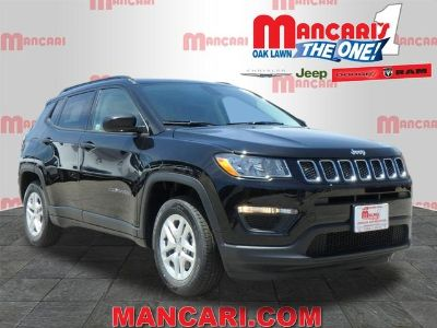 2018 Jeep Compass Sport (Diamond Black)