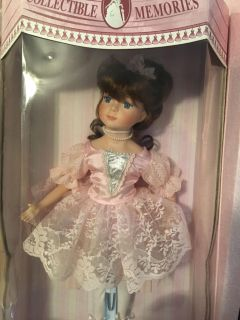 New Porcelain Doll Limited Edition
