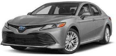 2018 Toyota Camry Hybrid SE CVT