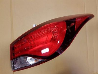 Find 2014 15 Hyundai Elantra Right Passenger LED Tail Light Lamp Rear motorcycle in San Diego, California, United States, for US $120.00