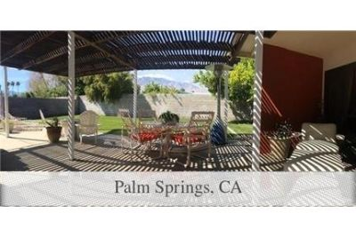 Palm Springs, Great Location, 3 bedroom House. Parking Available!