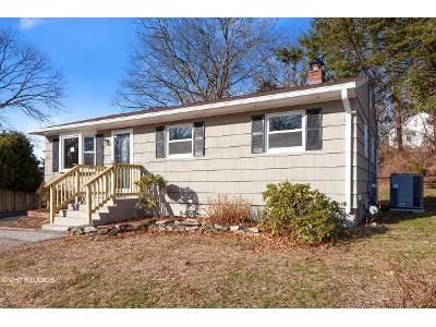 3 Bed 1 Bath Foreclosure Property in Ansonia, CT 06401 - Elaine Dr