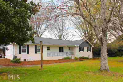1312 Harbins Rd Dacula Four BR, Hard to find Brick Ranch
