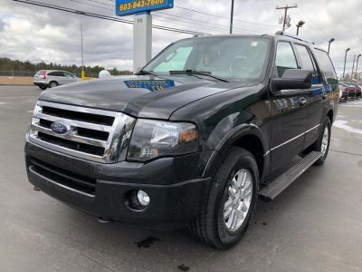 2012 Ford Expedition Limited (Black)