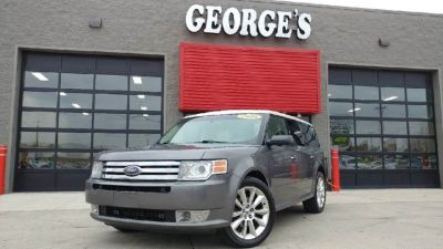 2010 Ford Flex Limited AWD 4dr Crossover