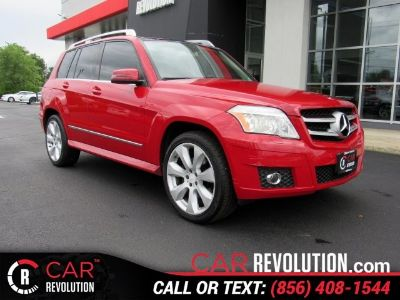 2010 Mercedes-Benz GLK-Class GLK350 (RED)