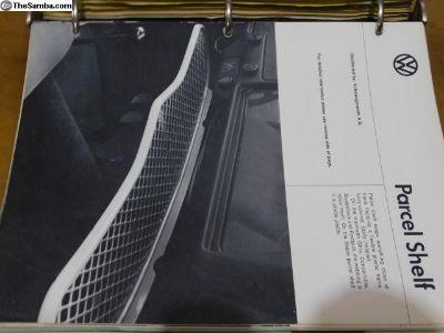 Used Kamei Parcel Shelf Package Tray